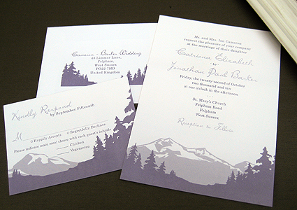 Design Your Wedding Invitations The Key Steps 1 Determine Overall Style And Sentiment For Day 2 Select Invitation